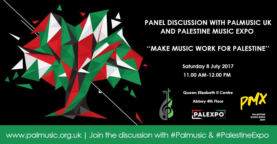 Palestine Expo Panel