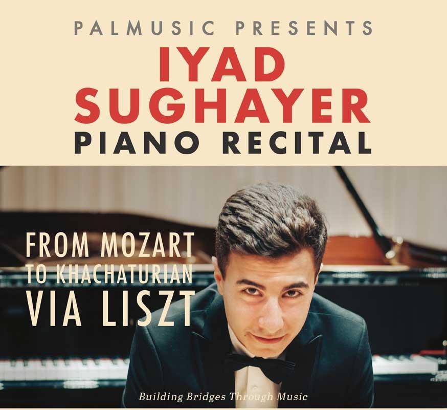 Iyad Sughayer Concerts